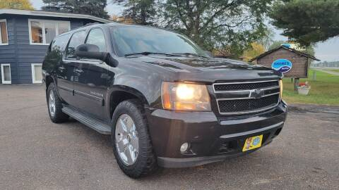 2011 Chevrolet Suburban for sale at Shores Auto in Lakeland Shores MN