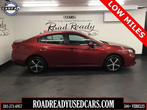 2019 Subaru Impreza for sale at Road Ready Used Cars in Ansonia CT