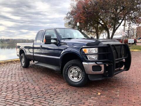 2012 Ford F-250 Super Duty for sale at PUTNAM AUTO SALES INC in Marietta OH
