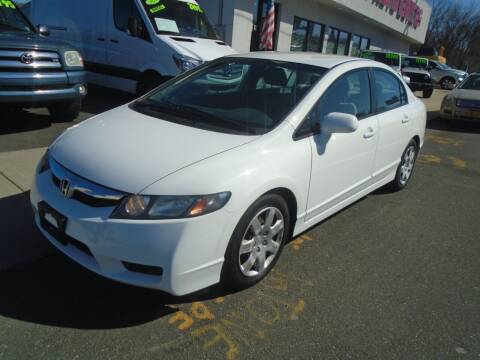 2010 Honda Civic for sale at Island Auto Buyers in West Babylon NY