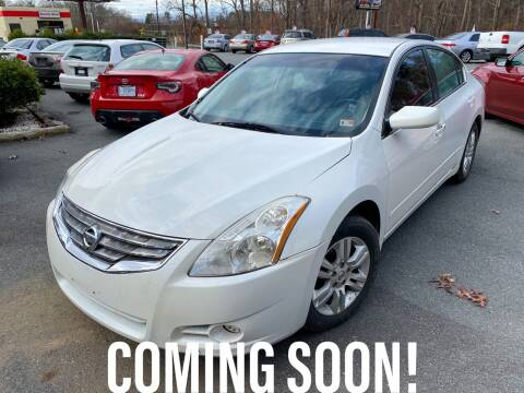 2011 Nissan Altima for sale at Orlandos Motors & Detail in Winston Salem NC