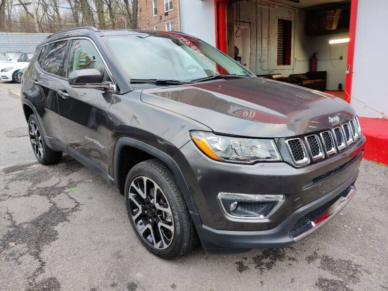 2018 Jeep Compass for sale at LIBERTY AUTOLAND INC - LIBERTY AUTOLAND II INC in Queens Villiage NY
