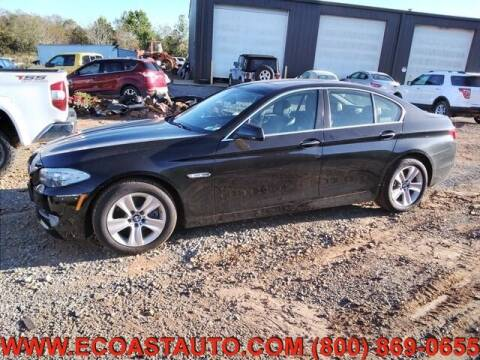 2013 BMW 5 Series for sale at East Coast Auto Source Inc. in Bedford VA