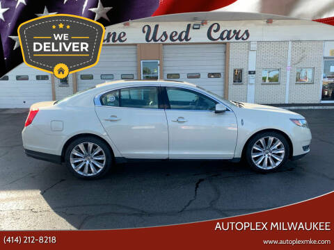 2014 Lincoln MKS for sale at Autoplex 3 in Milwaukee WI