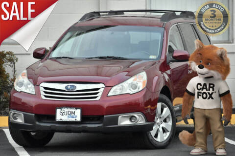 2011 Subaru Outback for sale at JDM Auto in Fredericksburg VA