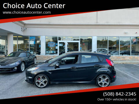 2014 Ford Fiesta for sale at Choice Auto Center in Shrewsbury MA