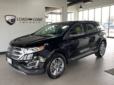2017 Ford Edge for sale at Coast to Coast Imports in Fishers IN