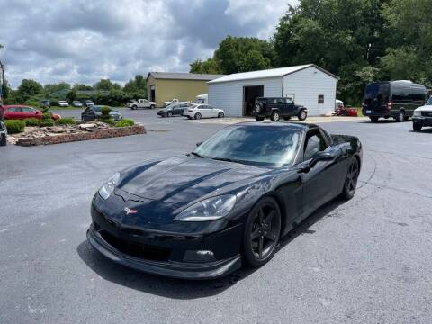 2007 Chevrolet Corvette for sale at Best Motor Auto Sales in Perry OH
