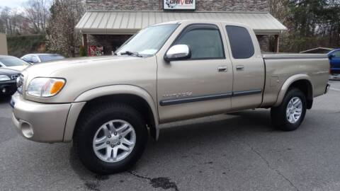 2003 Toyota Tundra for sale at Driven Pre-Owned in Lenoir NC
