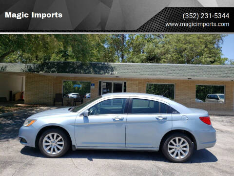 2013 Chrysler 200 for sale at Magic Imports in Melrose FL