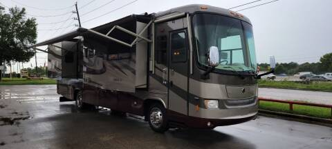 2008 Holiday Rambler NEPTUNE 37PDQ for sale at Texas Best RV in Humble TX