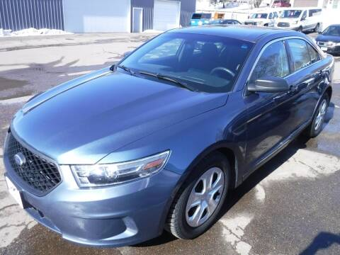 2016 Ford Taurus for sale at J & K Auto - J and K in Saint Bonifacius MN
