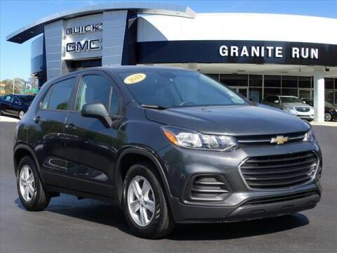 2019 Chevrolet Trax for sale at GRANITE RUN PRE OWNED CAR AND TRUCK OUTLET in Media PA