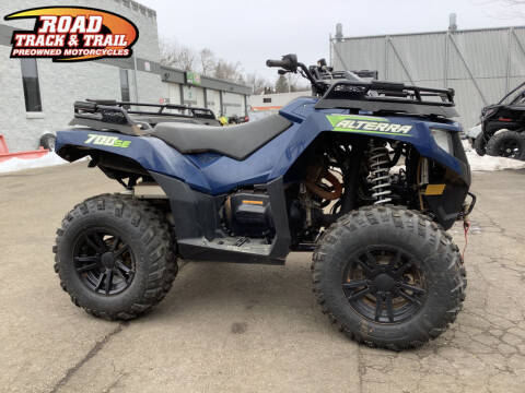 2018 Arctic Cat Alterra 700 XT EPS for sale at Road Track and Trail in Big Bend WI