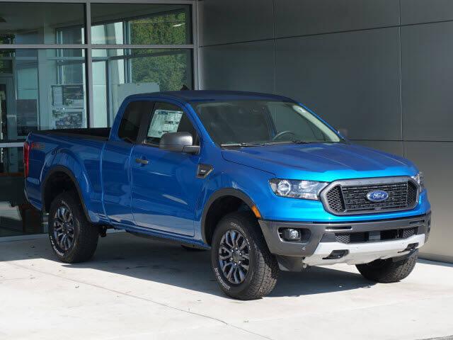 2021 Ford Ranger for sale in Rockingham, NC