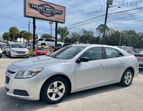2015 Chevrolet Malibu for sale at Trust Motors in Jacksonville FL