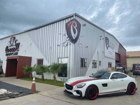 2016 Mercedes-Benz AMG GT for sale at Barrett Auto Gallery in San Juan TX