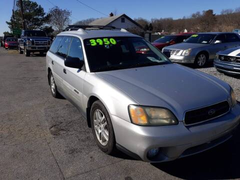 2004 Subaru Outback for sale at Rocket Center Auto Sales in Mount Carmel TN