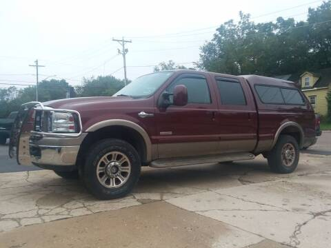 2005 Ford F-250 Super Duty for sale at NJ Quality Auto Sales LLC in Richmond IL