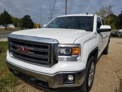 2014 GMC Sierra 1500 for sale at Arkansas Wholesale Auto Sales in Hot Springs AR