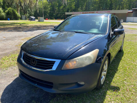 2008 Honda Accord for sale at Carlyle Kelly in Jacksonville FL