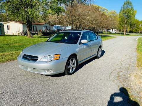 2006 Subaru Legacy for sale at Speed Auto Mall in Greensboro NC