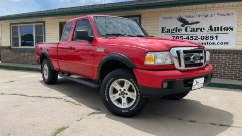 2006 Ford Ranger for sale at Eagle Care Autos in Mcpherson KS