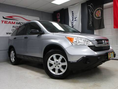 2007 Honda CR-V for sale at TEAM MOTORS LLC in East Dundee IL