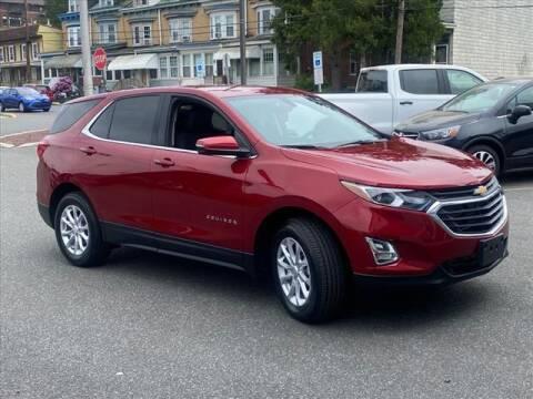 2019 Chevrolet Equinox for sale at Bob Weaver Auto in Pottsville PA
