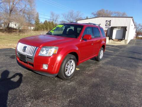 2010 Mercury Mariner for sale at Rose Auto Sales & Motorsports Inc in McHenry IL