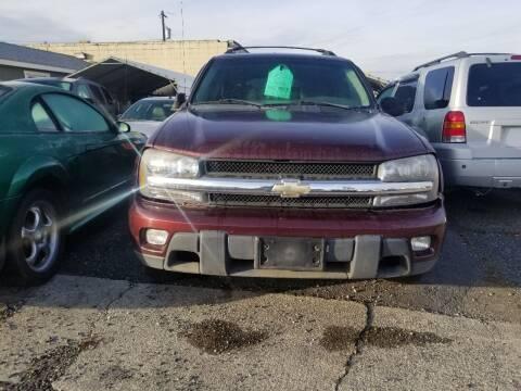 2006 Chevrolet TrailBlazer EXT for sale at 2 Way Auto Sales in Spokane Valley WA