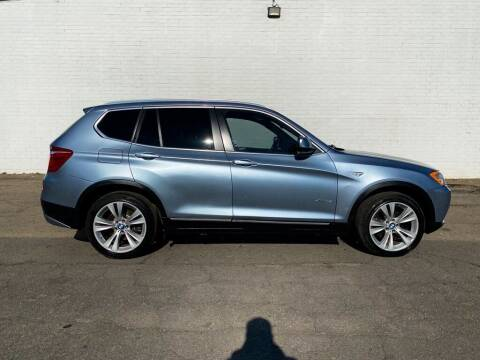2013 BMW X3 for sale at Smart Chevrolet in Madison NC