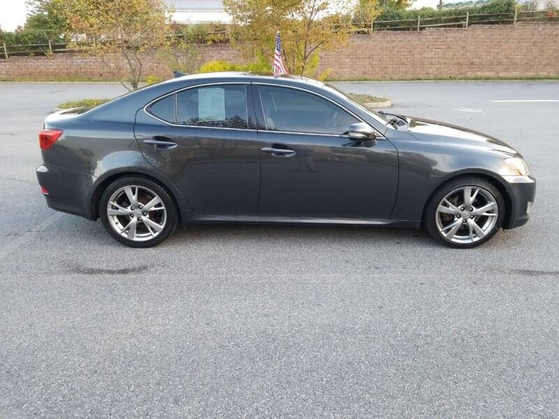 2010 Lexus IS 250 for sale at Lehigh Valley Autoplex, Inc. in Bethlehem PA