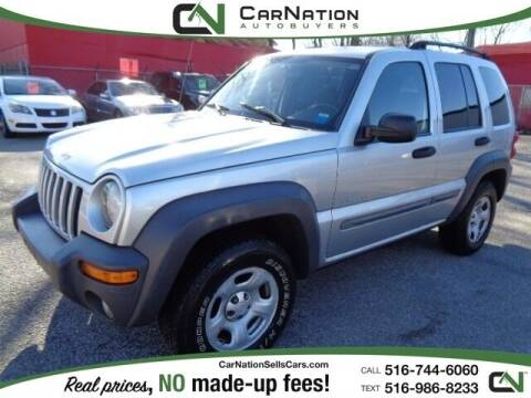 2003 Jeep Liberty for sale at CarNation AUTOBUYERS, Inc. in Rockville Centre NY