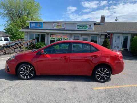 2017 Toyota Corolla for sale at Revolution Motors LLC in Wentzville MO