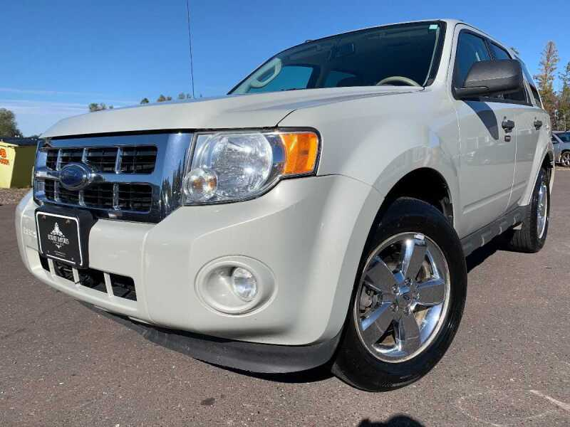 2009 Ford Escape for sale at LUXURY IMPORTS in Hermantown MN