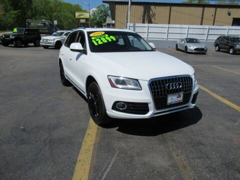2014 Audi Q5 for sale at Auto Land Inc in Crest Hill IL