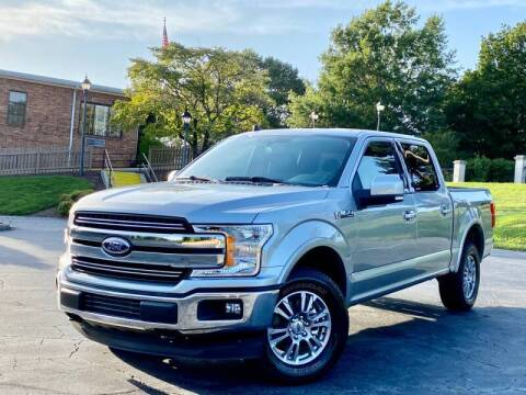 2020 Ford F-150 for sale at Sebar Inc. in Greensboro NC