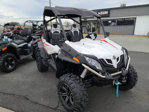 2021 CF Moto ZFORCE 800EX for sale at WolfPack PowerSports in Moses Lake WA