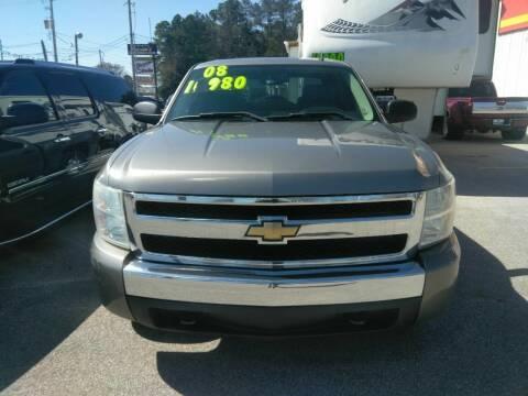 2008 Chevrolet Silverado 1500 for sale at AUTOPLEX 528 LLC in Huntsville AL