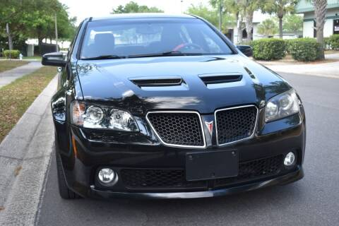 2009 Pontiac G8 for sale at Monaco Motor Group in Orlando FL