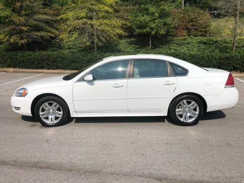 2015 Chevrolet Impala Limited for sale at Ron's Auto Sales (DBA Paul's Trading Station) in Mount Juliet TN