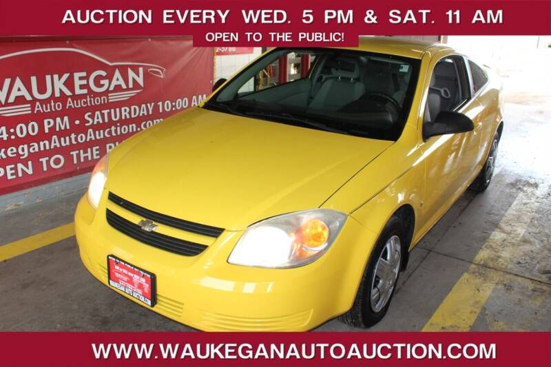 2006 Chevrolet Cobalt for sale at Waukegan Auto Auction in Waukegan IL