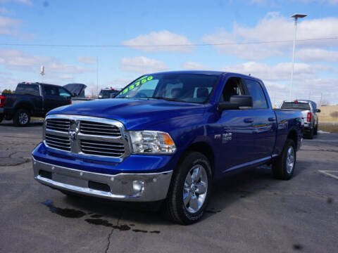 2019 RAM Ram Pickup 1500 Classic for sale at FOWLERVILLE FORD in Fowlerville MI