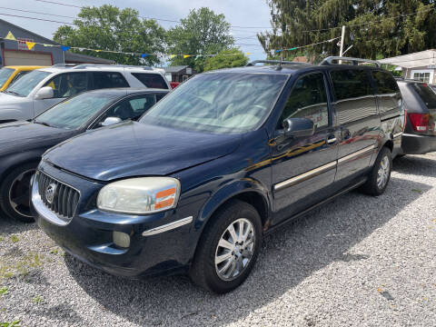 2005 Buick Terraza for sale at Trocci's Auto Sales in West Pittsburg PA