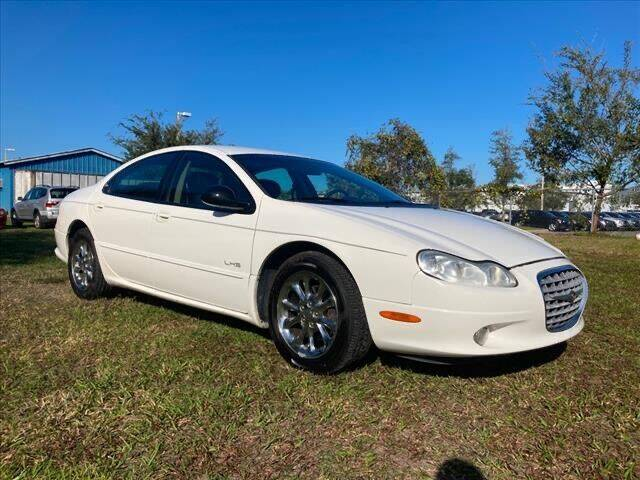 1999 Chrysler LHS for sale at NETWORK TRANSPORTATION INC in Jacksonville FL