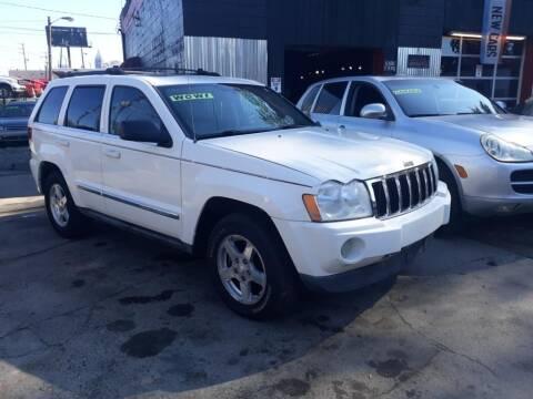 2007 Jeep Grand Cherokee for sale at Empire Automotive of Atlanta in Atlanta GA