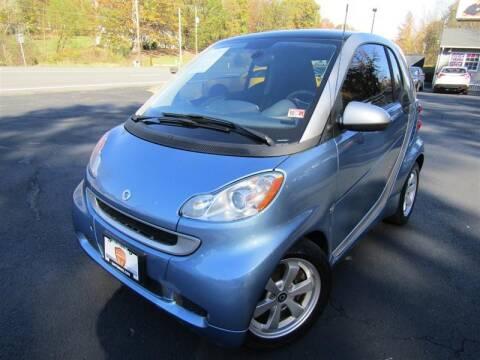 2012 Smart fortwo for sale at Guarantee Automaxx in Stafford VA