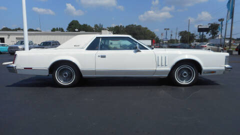 1979 Lincoln Mark V for sale at Classic Connections in Greenville NC