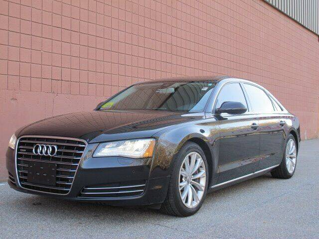 2011 Audi A8 L for sale at United Motors Group in Lawrence MA